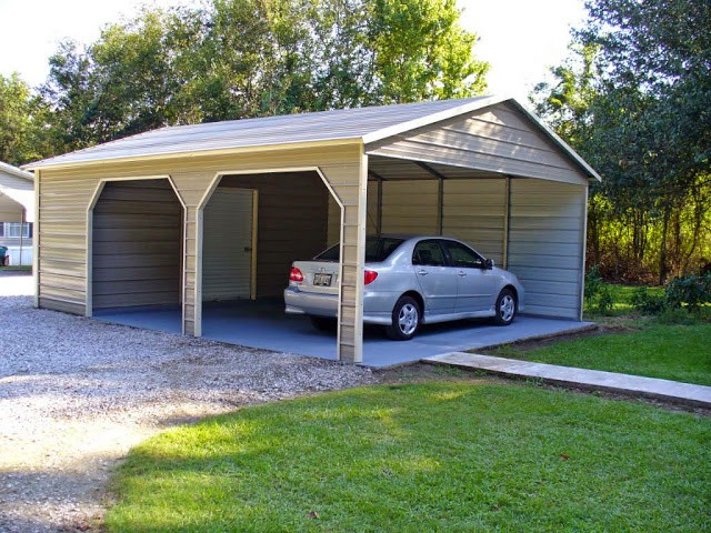 Buying A Car With Hail Damage >> Carport: A Great Investment | New Deal Metal Buildings